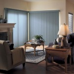Crown Verticals Vinyl window Blinds