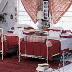 Antique White Twin Iron Beds Frame 150x150 Choosing the Best Twin Iron Beds