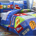 Boys Comforter Sets with Sport Design 150x150 The Unique Kids Comforter Sets
