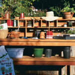 Build a Potting Work Bench 150x150 The Benefit in Having DIY Garden Work Bench