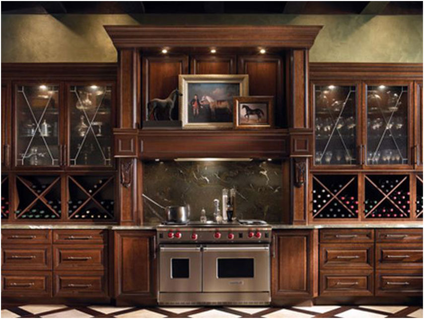 Classic Kitchen Hutches Cabinets Interior Design Ideas