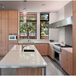 Contemporary Kitchen Stone Countertops Design 150x150 The Wonderful Stone Countertop Design