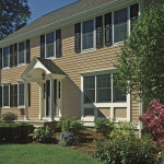 Georgian home with Vinyl Siding Institute 150x150 Better To Find The Affordable Vinyl Siding Institute