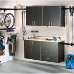 Grey Metal Garage Storage Cabinets Material 150x150 Get The Durable Metal Garage Storage Cabinets