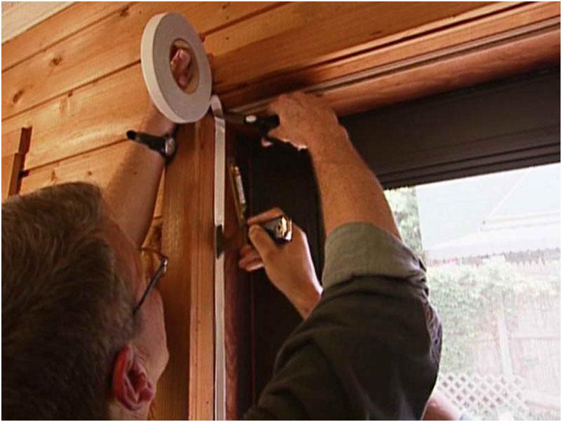 теплоизоляция для входная металлическая дверь