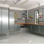 Metal Garage Storage Cabinets for Small House 150x150 Get The Durable Metal Garage Storage Cabinets