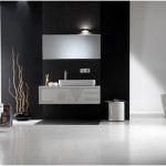 Modern Black And White Bathrooms Decoration Ideas