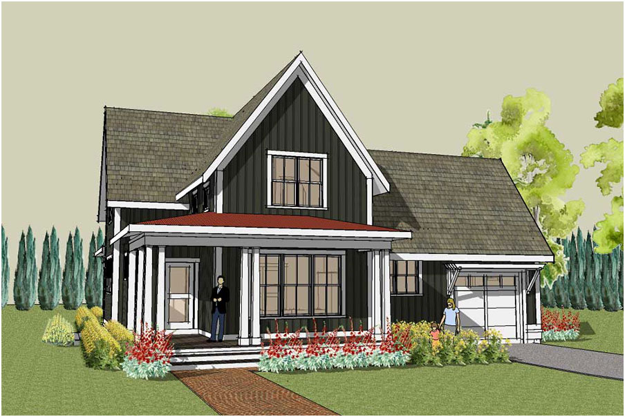 Modern farmhouse floor plans interior design ideas Modern farmhouse house plans