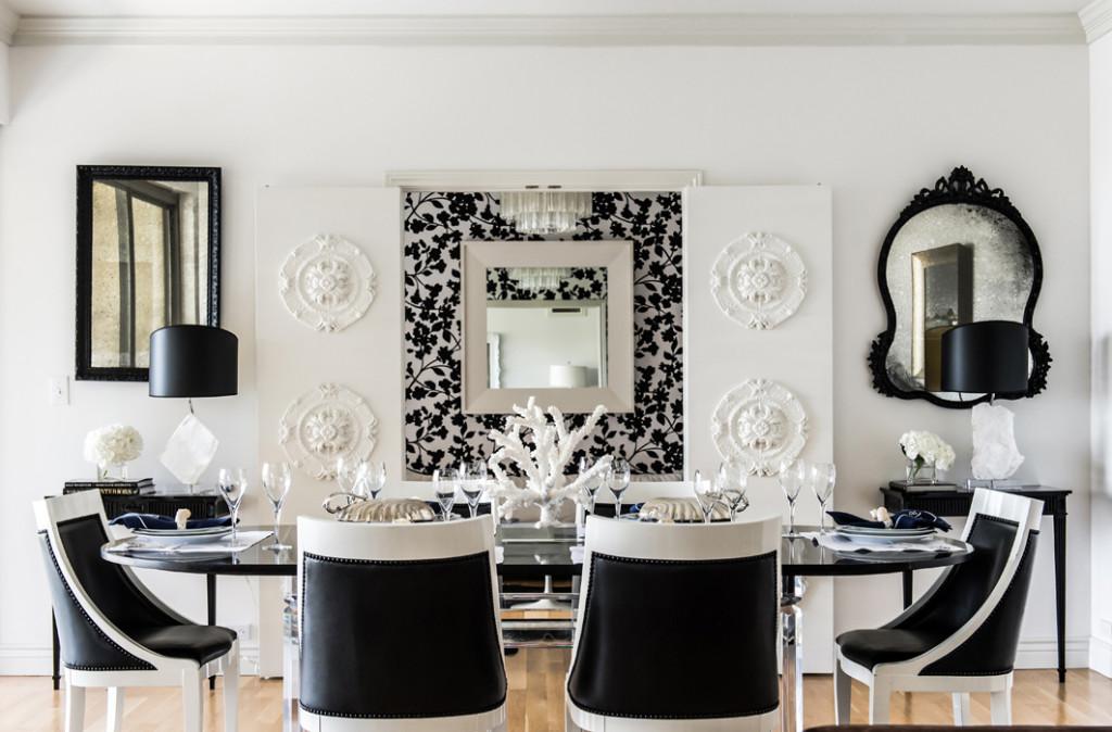 Modern Glamour Apartment Interior Design Interior Design