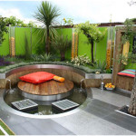Patio Garden Design Ideas With Water 150x150 How to Create Patio Design Ideas