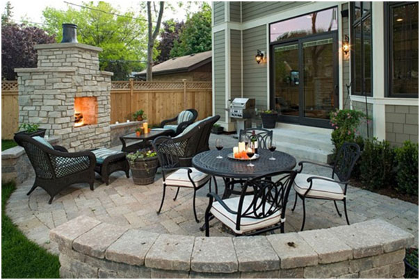 Small Outdoor Patio Design Ideas How to Create Patio Design Ideas