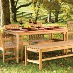 Teak Furnishings For Outdoor 150x150 Knowing About The Discount Teak Furniture