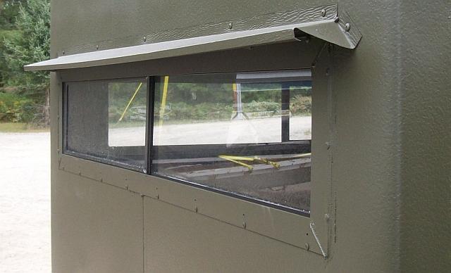 Texas Deer Blind Windows Interior Design Ideas