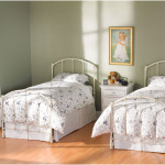 Twin Coventry Iron Beds Design