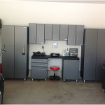 Ultimate Metal Garage Storage Cabinet System 150x150 Get The Durable Metal Garage Storage Cabinets