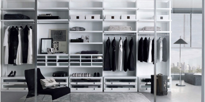 Creating Exciting Walk-In Wardrobes