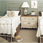 Wrought Twin Iron Beds Frame Design