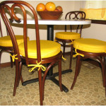 Yellow Dining Room Chair Cushions 150x150 Why You Should Buy Dining Room Chairs Cushions?