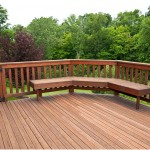 Beautiful Deck Designs with Corner Bench Seating 150x150 Building The Beautiful Decks Designs