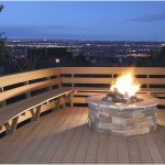Beautiful Deck Designs with Fire Pit 150x150 Building The Beautiful Decks Designs