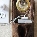 DIY Hanging Charging Station Design