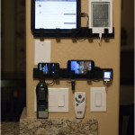DIY Wall Charging Station Ideas