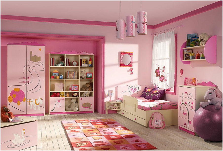 Get The Best Ideas For Princess Girls Bedroom Decorating - Disney princess girls bedroom ideas