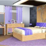 Elegant Purple Inspiring Teenagers Rooms Decorating Ideas 150x150 Inspiring Teenagers Rooms Design Ideas
