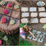 Garden fun for the kids in Backyard 150x150 How To Make Funny Backyard