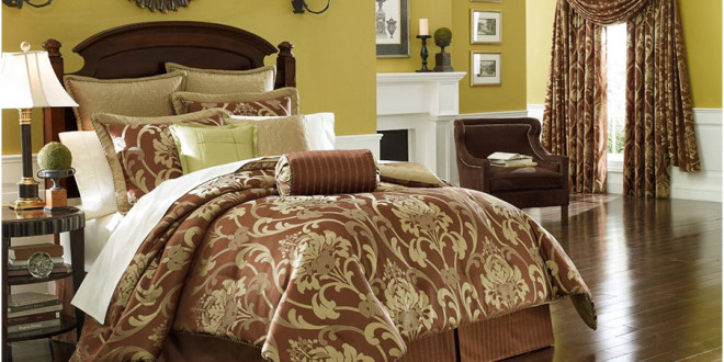 Choosing The Luxury Comforter Sets