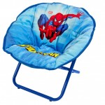Marvel Spiderman Saucer Chair Design for Kids