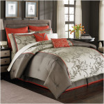 Modern Luxury Bedding Comforter Set 150x150 Choosing The Luxury Comforter Sets