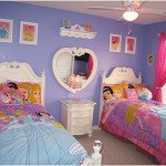 Princess Girls Twin Bedroom Decorating Ideas 150x150 Get The Best Ideas for Princess Girls Bedroom Decorating