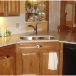 Unique Corner Kitchen Sink Ideas