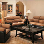 Brown Sofa and Interior Furniture Decorating Ideas 150x150 The Brown Interiors Drawing Room Idea