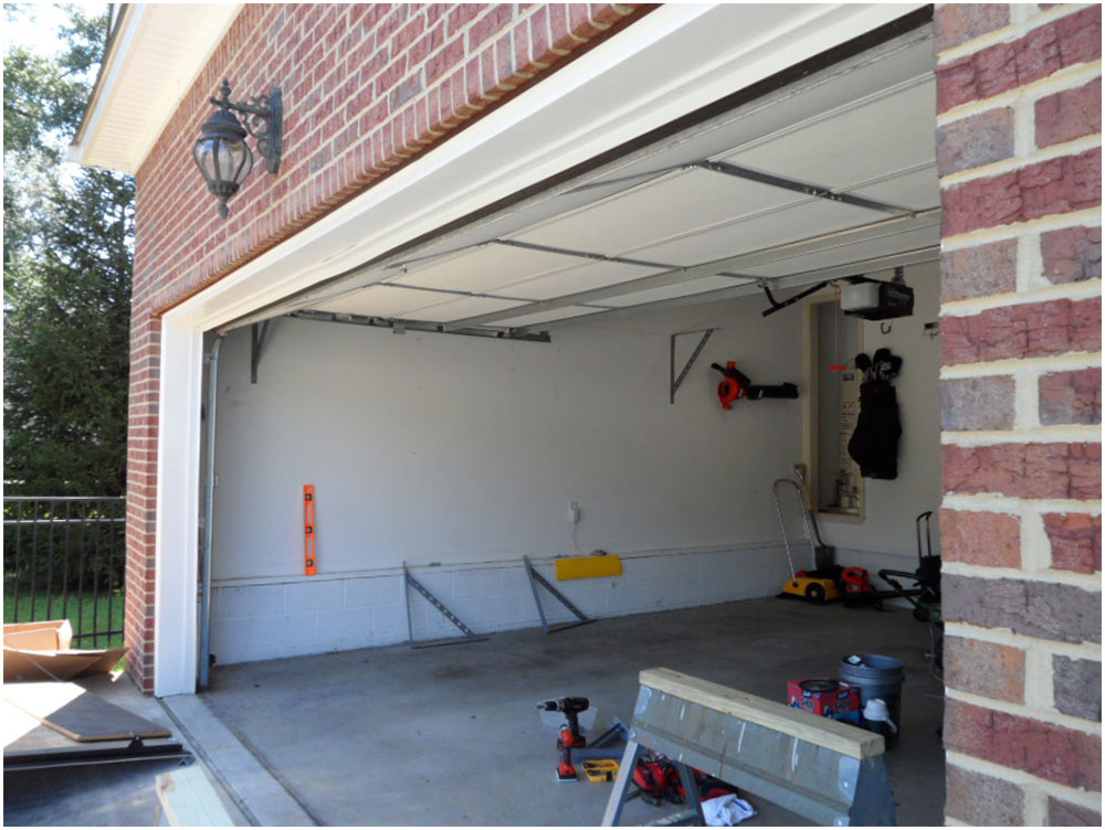 Exterior garage makeover project ideas interior design ideas for Home exterior makeover ideas