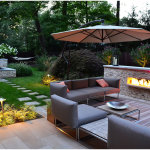 Landscape Design Plans Ideas With Kitchen 150x150 Benefits of Having Well Planned and Cared Landscape
