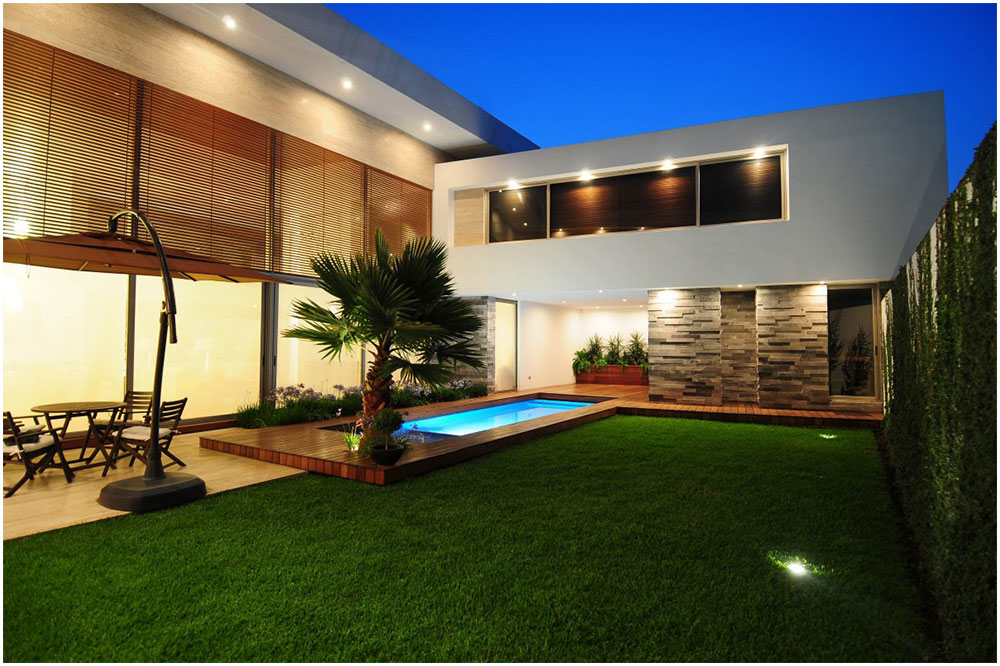 Modern Home Backyard Planning ideas Front Yard and Backyard Planning