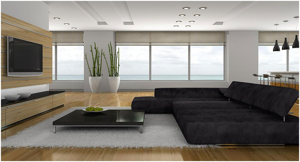 Modern Home Living Room Decoration With Pleasant Arrangement Important Elements in Home Decoration Arrangement