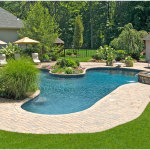 Modern Landscape Design Ideas with Pool 150x150 Benefits of Having Well Planned and Cared Landscape