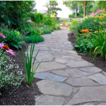 Planned Pathway Landscape Design Ideas