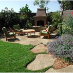 Planned Patio Landscape Design Ideas