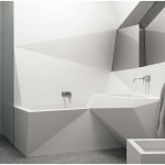 Comfortable Futuristic Bathroom Design Ideas