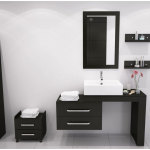 Minimalist Bathroom Cabinets And Vanities 150x150 Selecting the Best Furniture for Your Bathroom