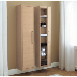 Minimalist Tall Bathroom Storage Cabinets