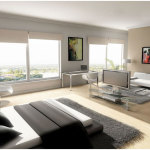 Modern Decoration Comfortable Bedroom