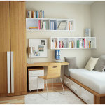 Neutral Minimalist Decorating Comfortable Bedroom 150x150 Decorating Your Bedroom to Make You Feel More Comfortable