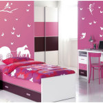 Pink Bedroom Paint Colors for Teen
