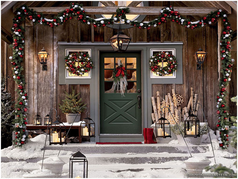 Traditional Christmas Holiday Decorations Ideas