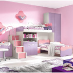 Lovely Bedroom Designs Ideas for Little Girls